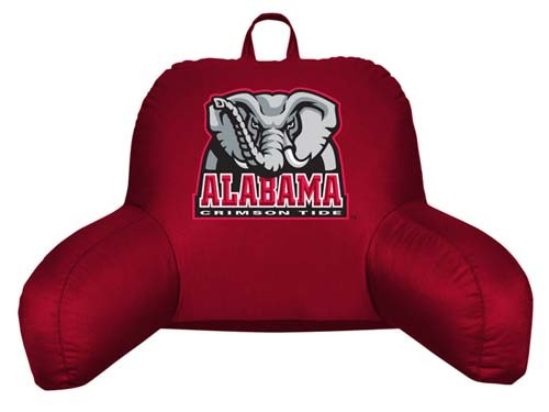 Alabama Crimson Tide Bedrest Pillow