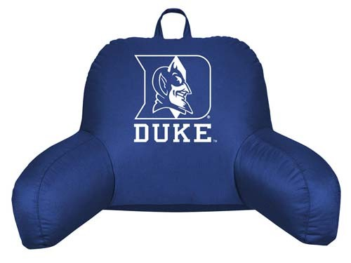Duke Blue Devils Bedrest Pillow
