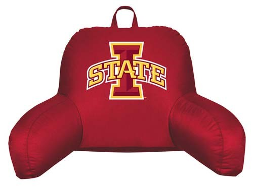 Iowa State Cyclones Bedrest Pillow