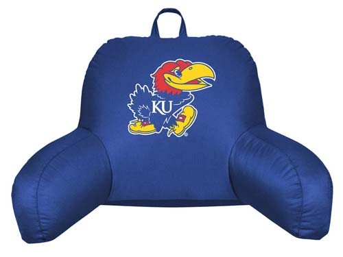 Kansas Jayhawks Bedrest Pillow