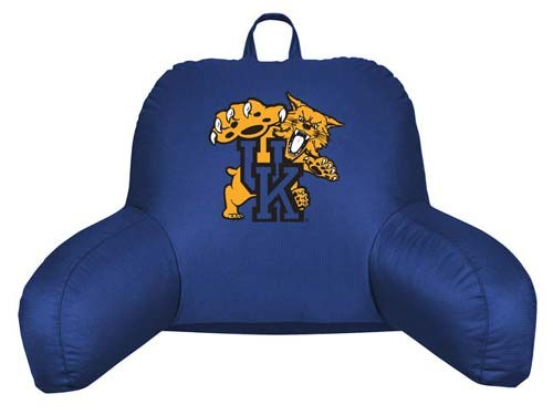 Kentucky Wildcats Bedrest Pillow