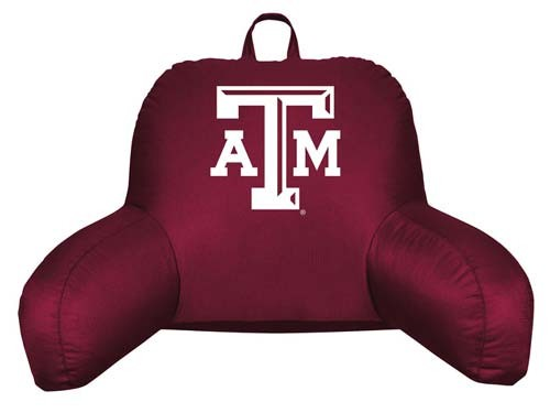 Texas A&M Aggies Bedrest Pillow