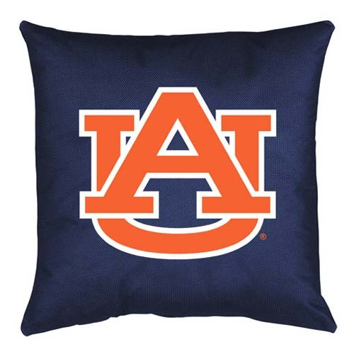 Auburn Tigers Locker Room Toss Pillow - 18 X 18