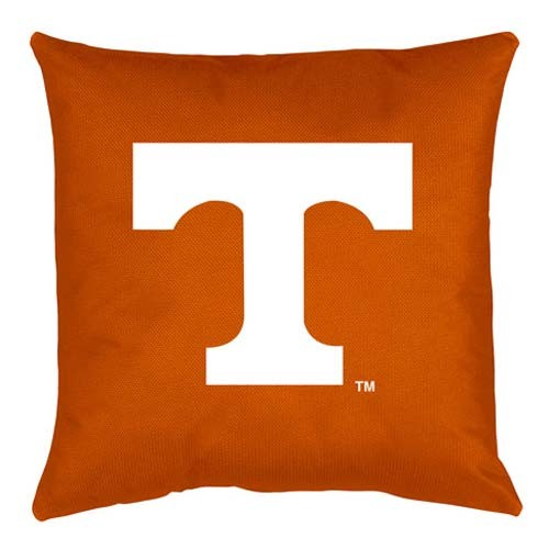 Tennessee Volunteers Locker Room Toss Pillow - 18 X 18