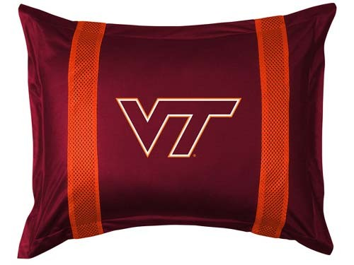 Virginia Tech Hokies Locker Room Pillow Sham
