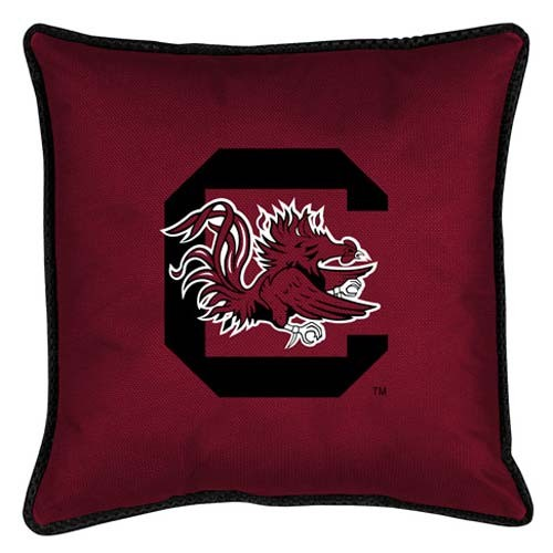 "South Carolina Gamecocks  17"" X 17"" Sideline Accent Pillow"