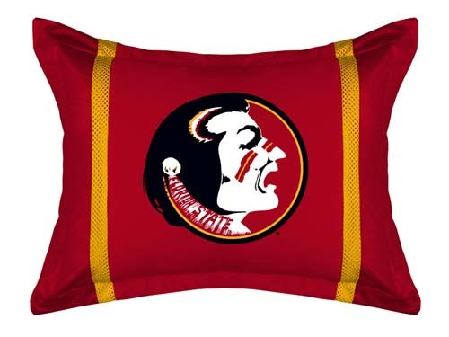 Florida State Seminoles Pillow Sham - MVP Collection (Old Logo)