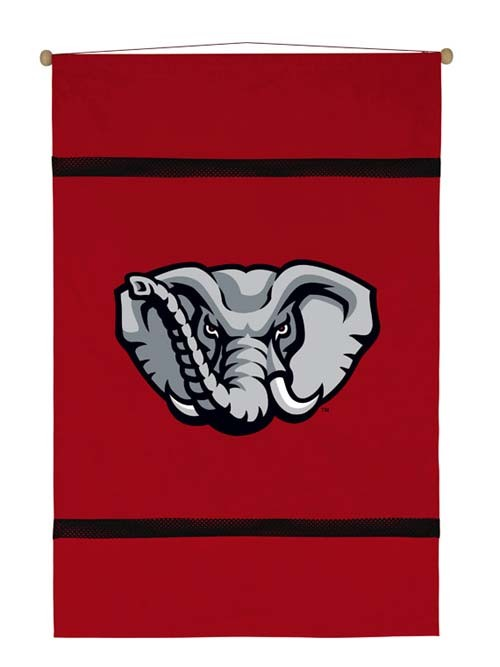 Alabama Crimson Tide MVP Wall Hanging - 28 X 45