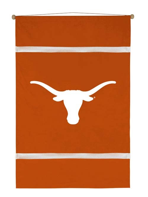 Texas Longhorns MVP Wall Hanging - 28 X 45