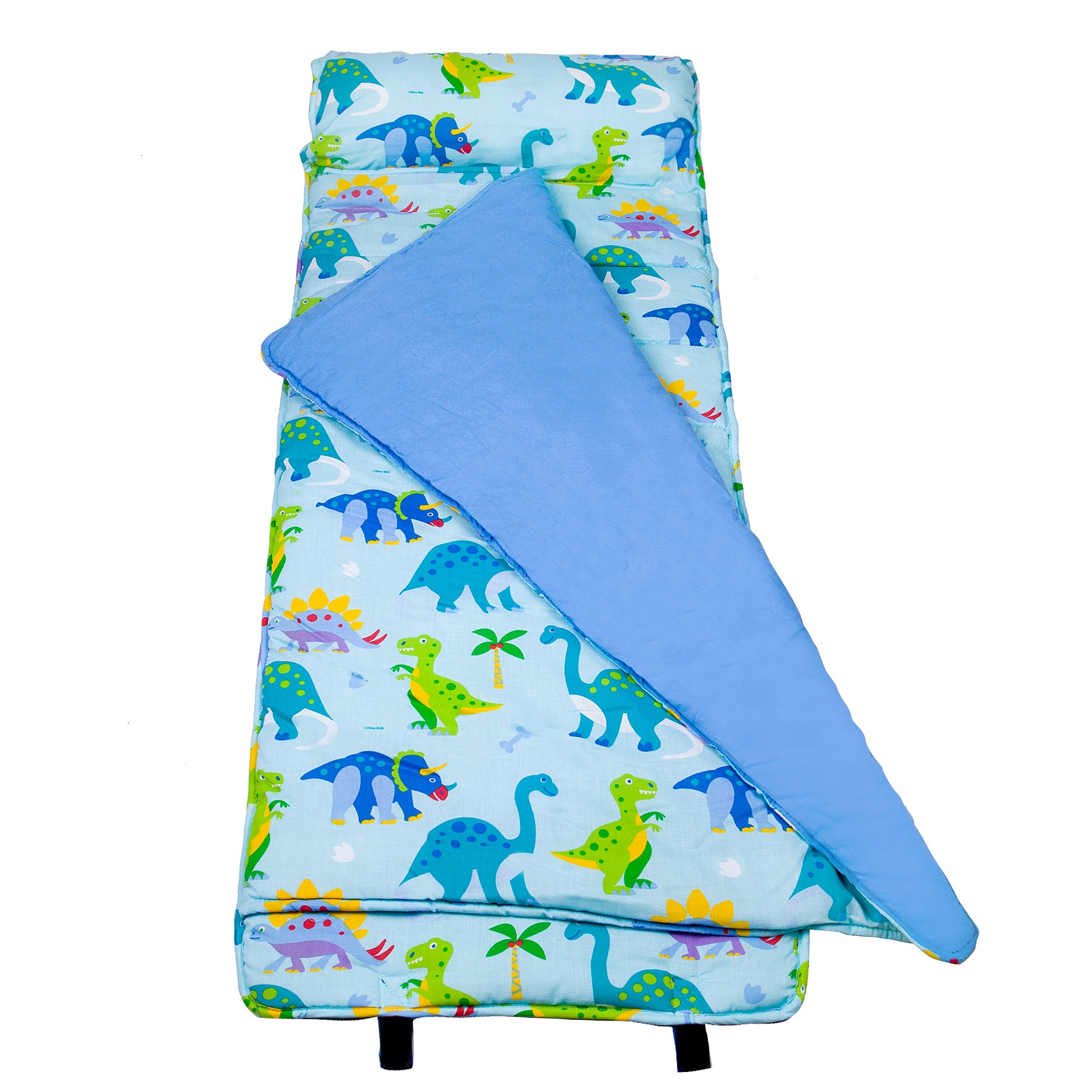 Dinosaur Land Olive Kids Bedding Nap Mat Kids Bedding