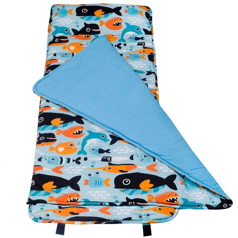 Big Fish Olive Kids Bedding Nap Mat Kids Bedding