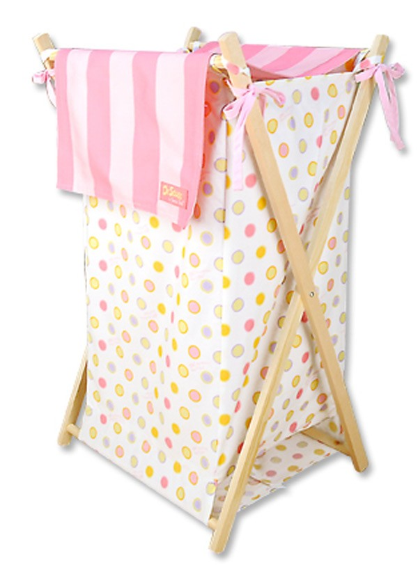 HAMPER SET - DR. SEUSS PINK OH! THE PLACES YOU'LL GO!