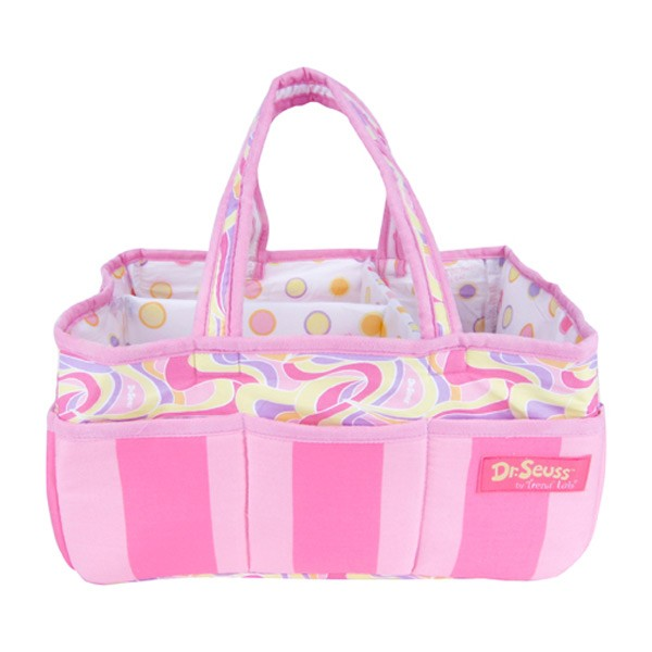 Dr Seuss Oh The Places You'll Go (Pink) Storage Caddy