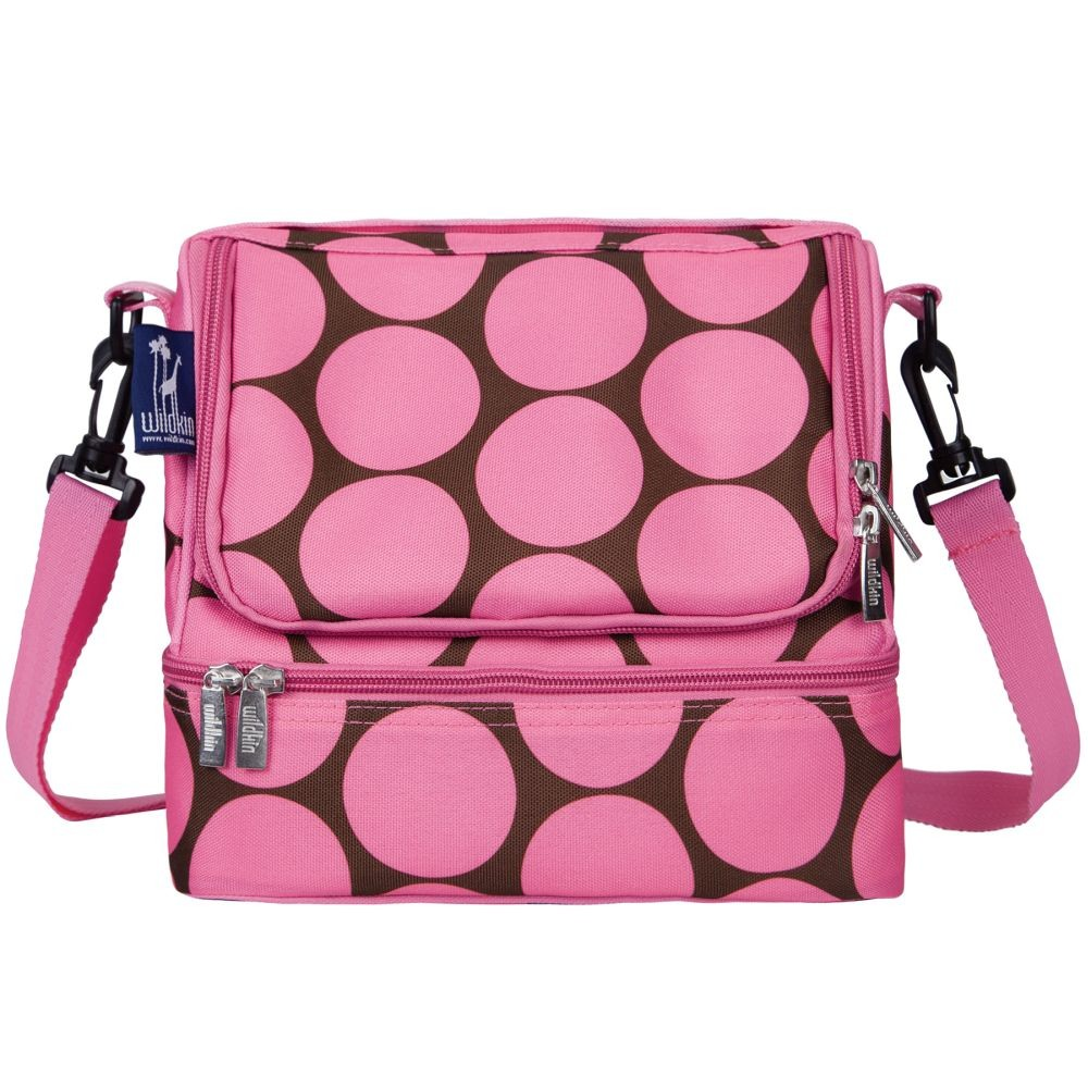 Big dot pink double decker lunch bag blanket warehouse - Double decker daybed ...