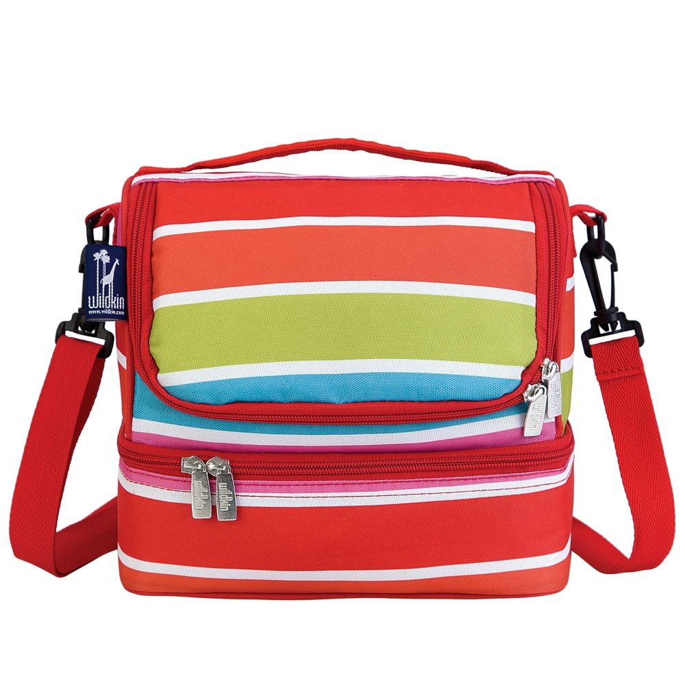 Bright stripes double decker lunch bag blanket warehouse - Double decker daybed ...