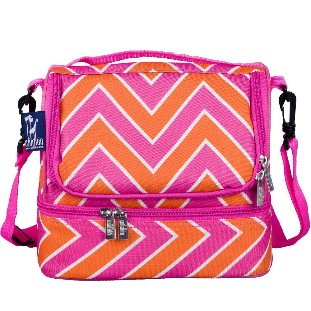 Zigzag pink double decker lunch bag blanket warehouse - Double decker daybed ...