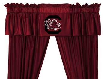 South Carolina Gamecocks Valance