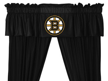Boston Bruins Valance