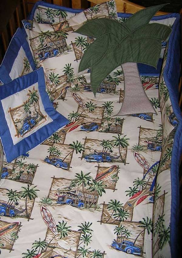 Baja Baby Top Sheet