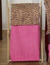 Cheetah Pink Hamper