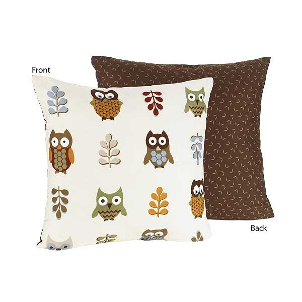 Owl Accent Pillow