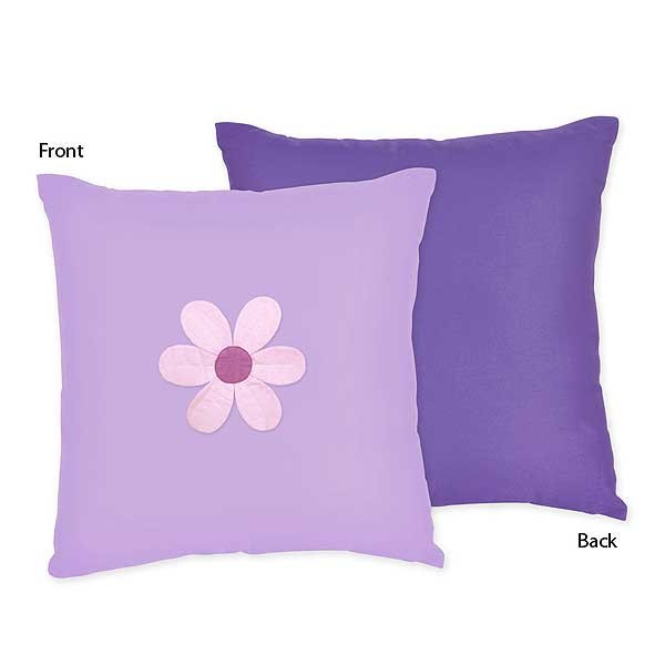 Danielles Daisies Accent Pillow
