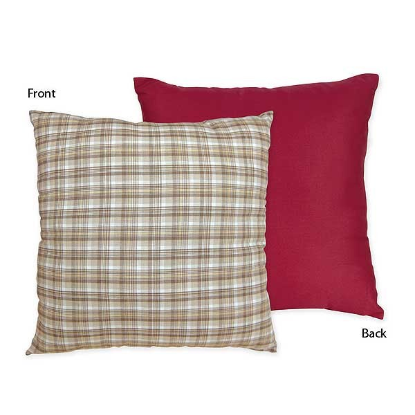 Frankies Firetruck Accent Pillow