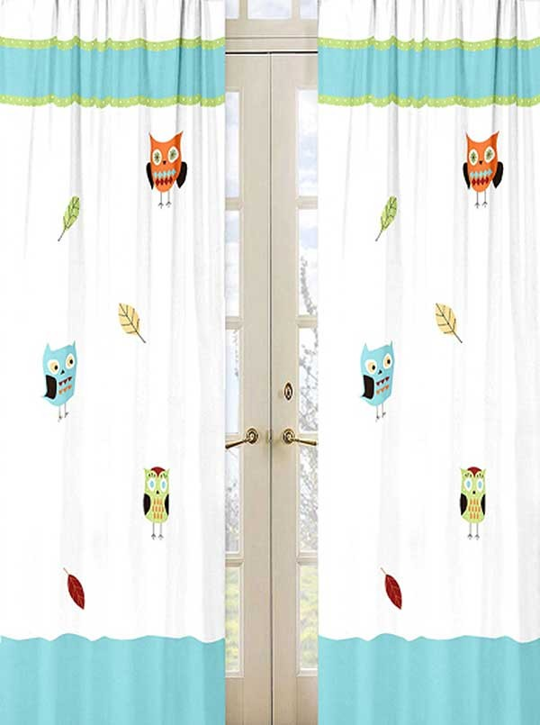 Hooty the Owl Window Panels