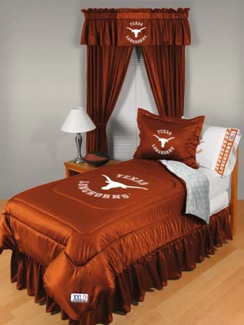 Texas Longhorns Locker Room Comforter