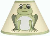 Leap Frog Lamp Shade