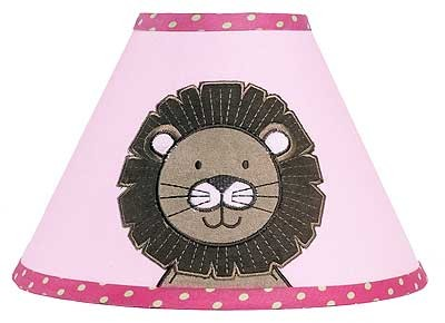 Jungle Friends Lamp Shade