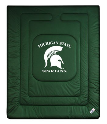 Michigan State Spartans Locker Room Comforter