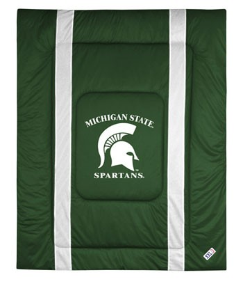 Michigan State Spartans Sideline Comforter