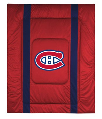 Montreal Canadiens Sideline Comforter
