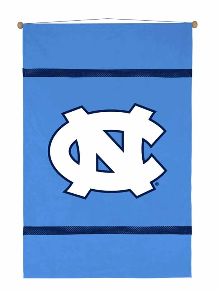 North Carolina Tar Heels MVP Wall Hanging - 28 X 45