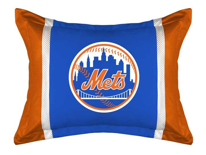 New York Mets MVP Pillow Sham