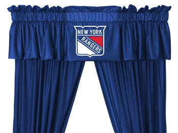 New York Rangers Valance