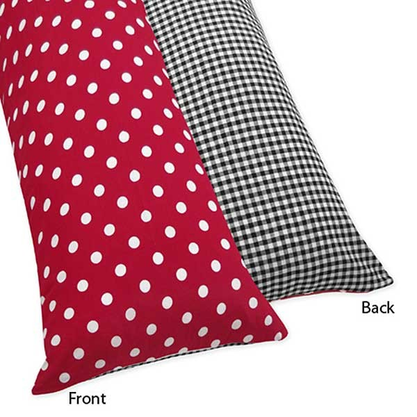 Little Ladybug Body Pillow Cover