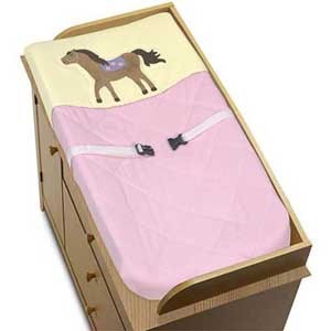 Pony Changing Pad Cover