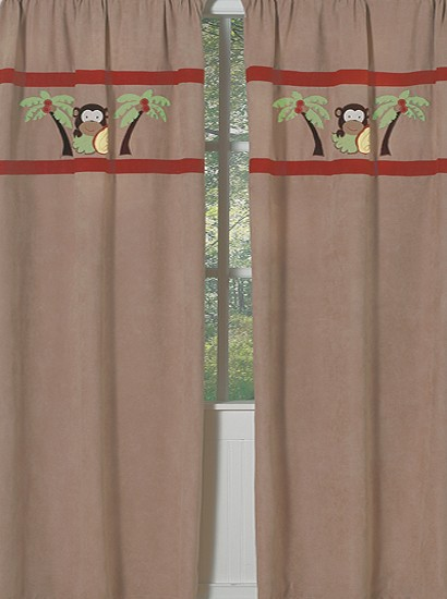 Monkey Window Panels