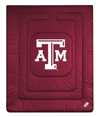 Texas A &M Aggies Locker Room Comforter