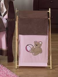 Teddy Bear Pink Hamper