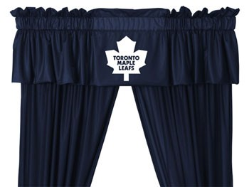 Toronto Maple Leafs Valance