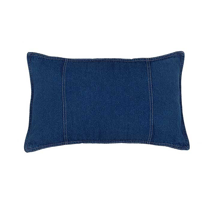 American Denim 14 X 20 Oblong Pillow
