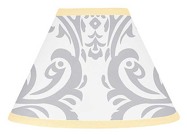 Avery Yellow Lamp Shade