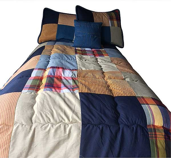 Campus Hugger Style Comforter by California Kids