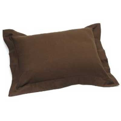 Flannel Pillow Sham - Choose from 5 Colors