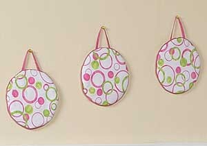 Circles Wall Hanging