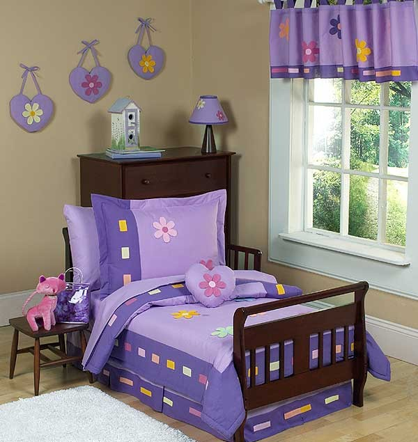 Danielles Daisies Toddler Bedding Set By Sweet Jojo Designs