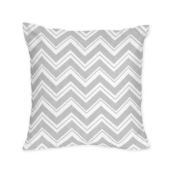 Zig Zag Accent Pillow